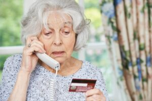 Caregivers in Houston TX: Talking to Mom or Dad about Avoiding Scams