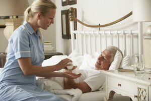 Senior Care in Spring Branch TX: Bed Rest Health Risks