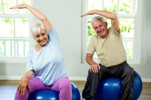 Senior Care in West University Place TX: Finding a Workout Buddy