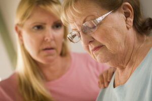 Home Care in Sugar Land TX: Why is Your Senior Lashing Out?